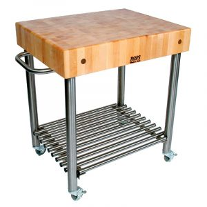 Boos Kitchen Cart